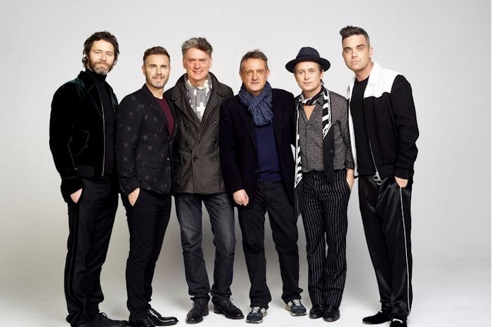 Take That musical 'fastest selling theatre tour ever' I Love Manchester