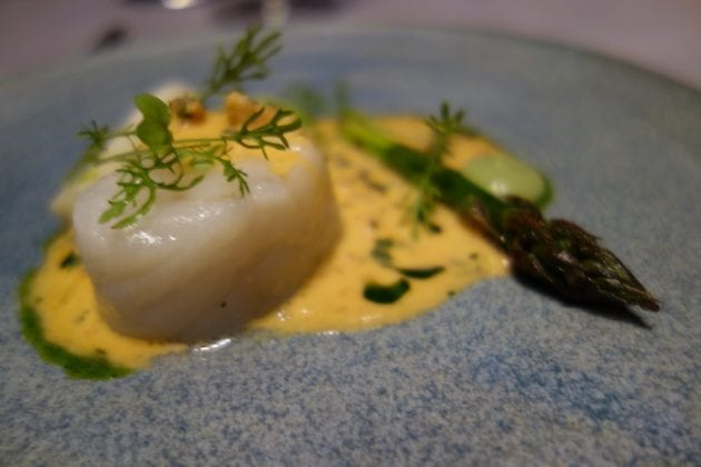 Review: Adam Reid at The French, The Midland Hotel I Love Manchester