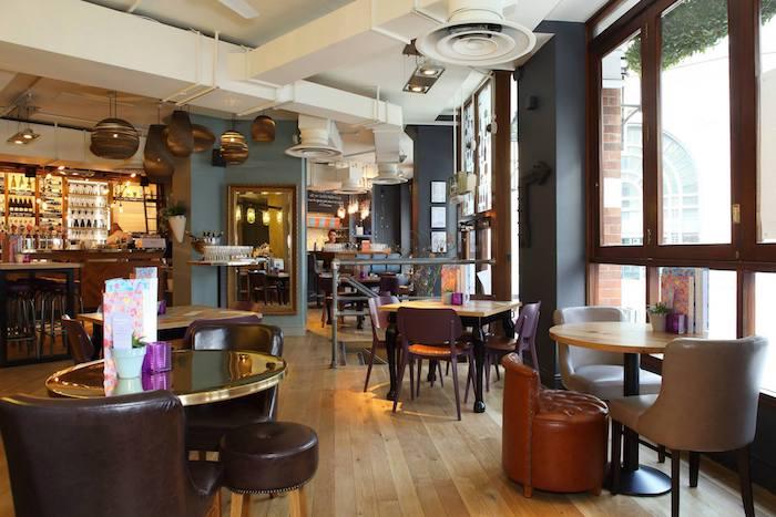 Eat Out September I Love Manchester
