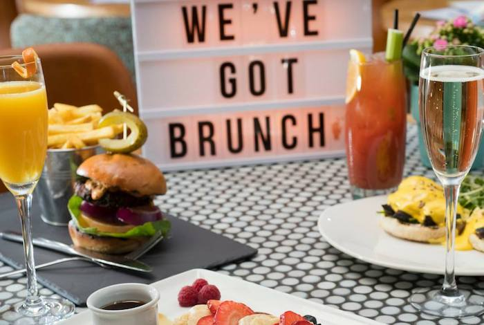 Where to go for a bloody good bottomless brunch in Manchester I Love Manchester
