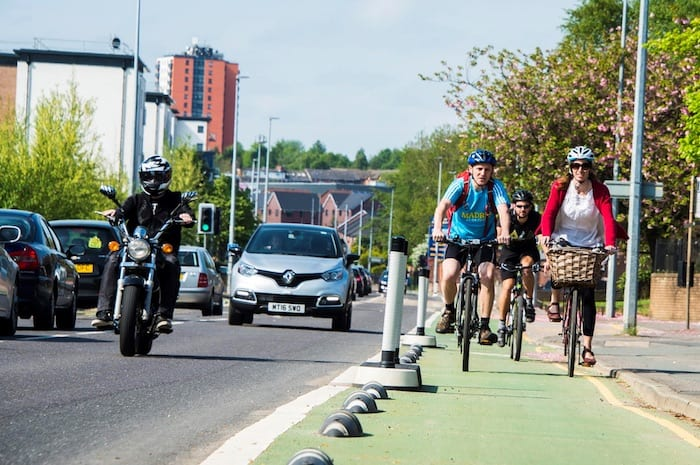 Help put Greater Manchester on the European cycling map  I Love Manchester