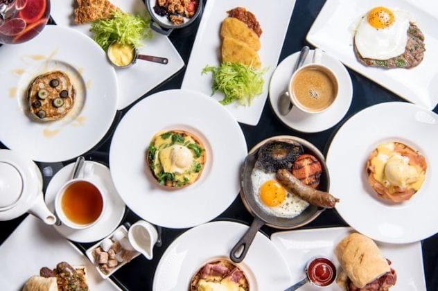 Bottomless brunch at Gaucho just got bigger and better than ever I Love Manchester