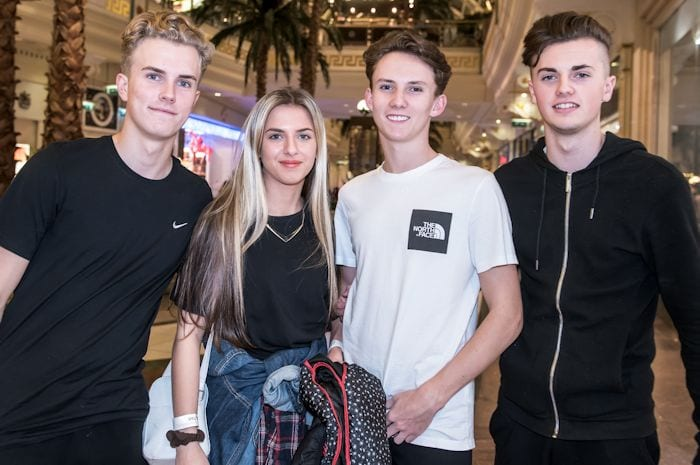 Bargains galore and live entertainment at intu Trafford Centre's spring student bash I Love Manchester