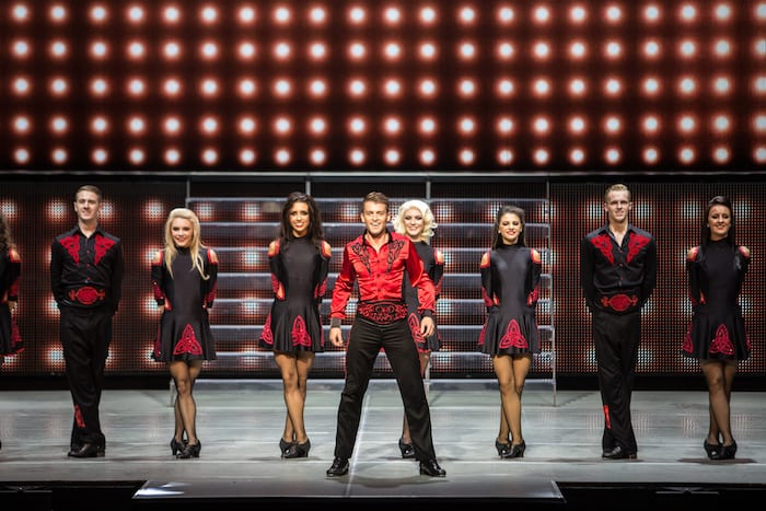 Worker Bee: James Keegan, Lord of the Dance I Love Manchester