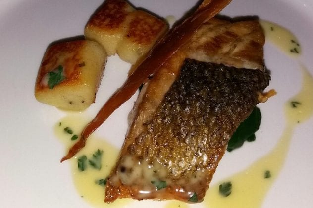 First taste of new sensational spring menu at the River Restaurant, The Lowry Hotel I Love Manchester