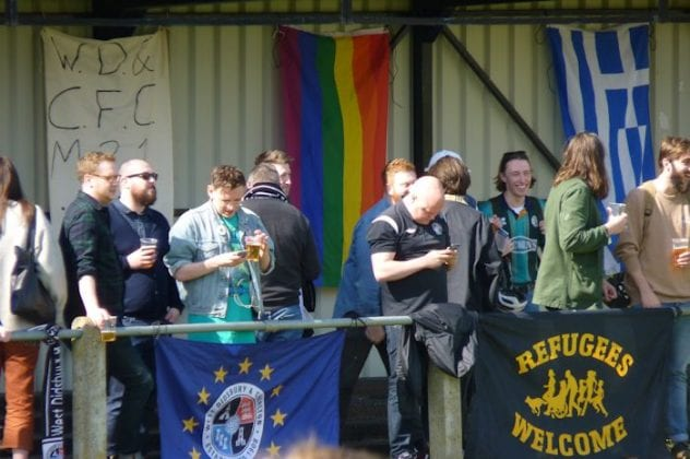 Is this Manchester's most hipster football club? I Love Manchester