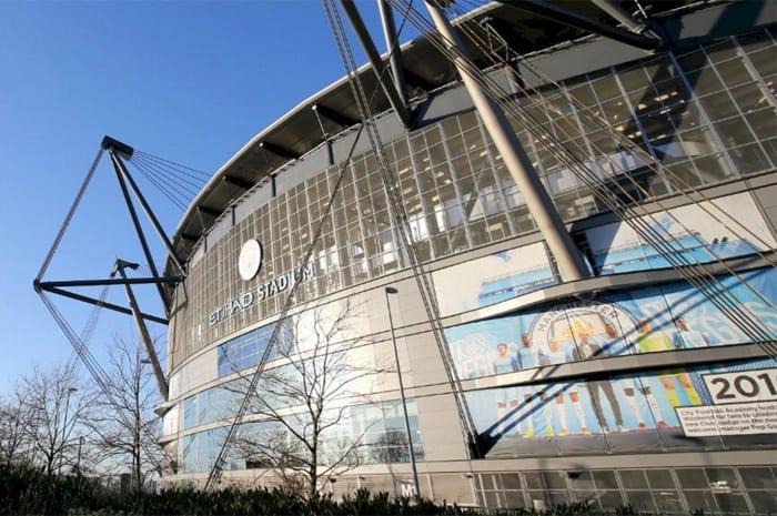 Man City's Etihad Stadium named best in the world