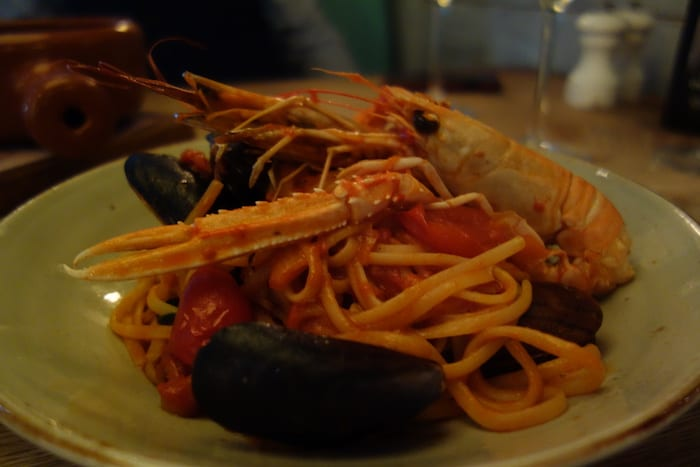Gino D'Acampo My Restaurant: it's what's on the inside that counts I Love Manchester