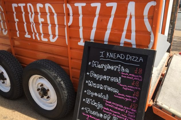 Wood-fired pizza vendor brings a taste of Naples to New Bailey I Love Manchester