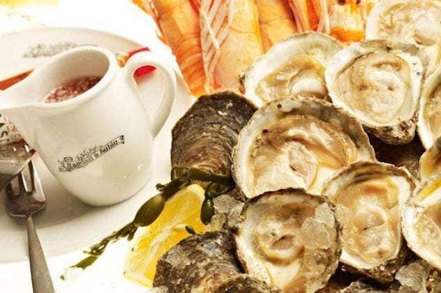 Top London seafood restaurant specialising in oysters is all set to open in Manchester I Love Manchester