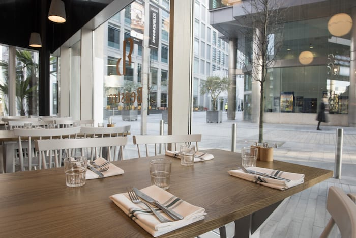 She Says, He Says Review: Beastro, Spinningfields I Love Manchester