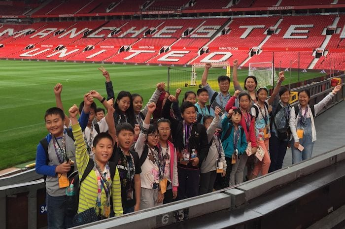 Manchester families invited to welcome Chinese children into their homes this summer I Love Manchester