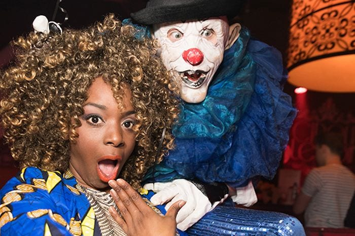 London, Dubai, Shanghai and Manchester again: Cirque Le Soir is back in town I Love Manchester