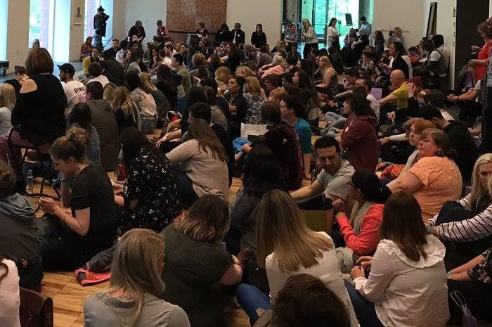 Manchester smashes (another) world record at the Whitworth Art Gallery I Love Manchester