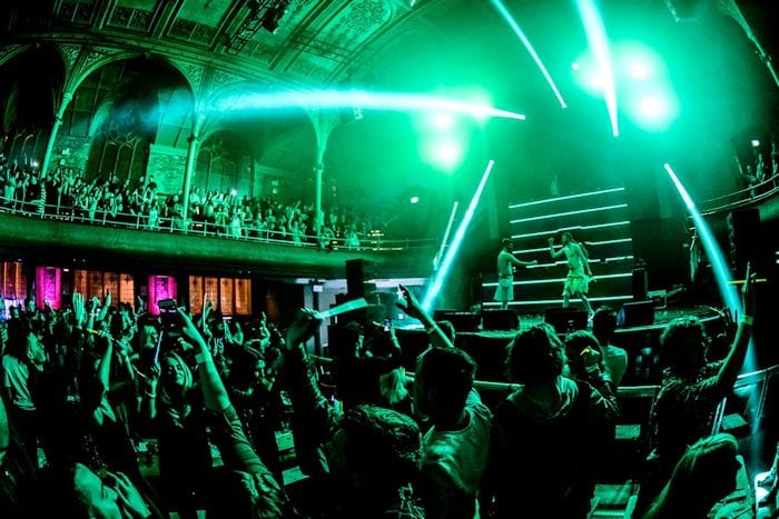 Eyes down for a full house: rave bingo is back in Manchester I Love Manchester