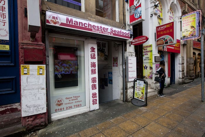 The changing taste of Manchester's Chinatown I Love Manchester