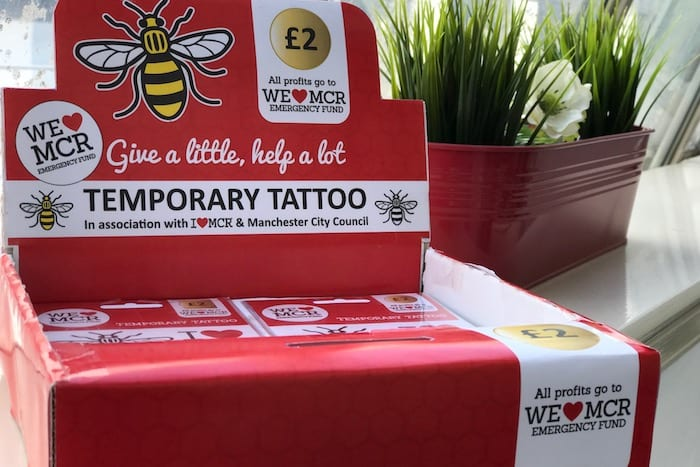 How the worker bee has come to symbolise the spirit of Manchester and how you can get your hands on one I Love Manchester