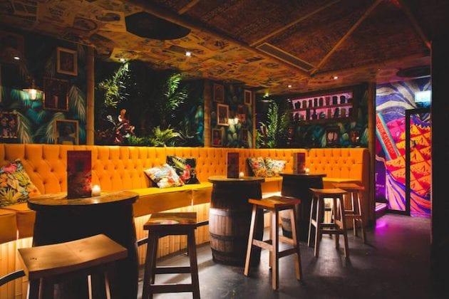 Peek inside Manchester's favourite late night tiki hideout after a £250,000 refurb I Love Manchester