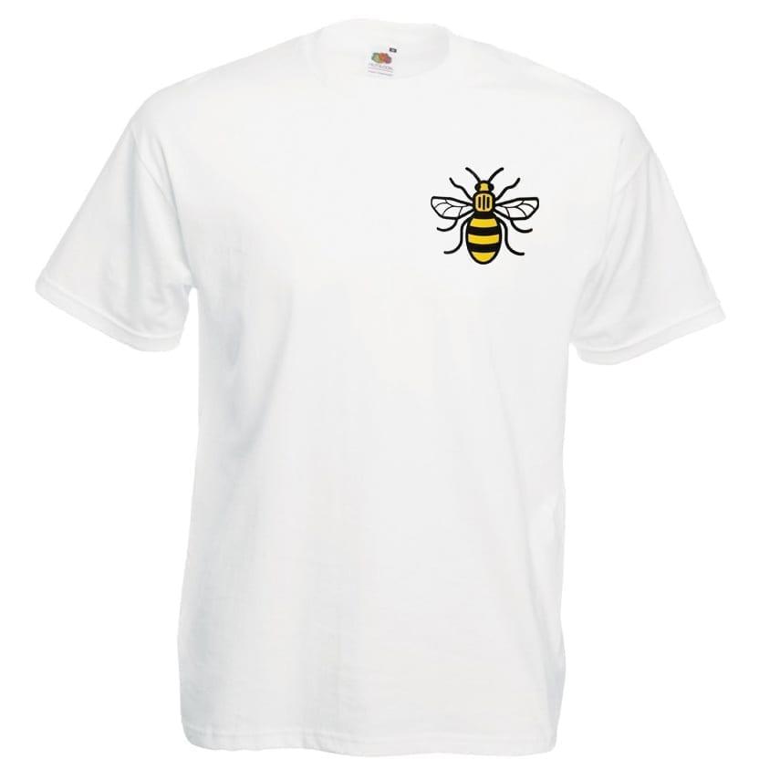 36395505290 MCR Bee T-Shirt (White)