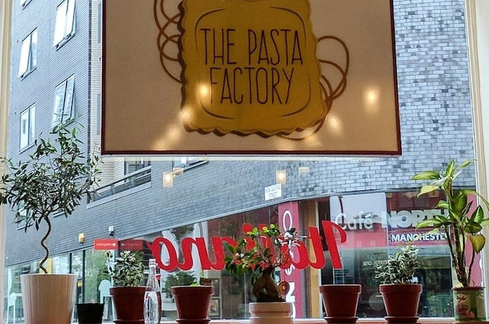 A little bit of Little Italy: inside Manchester's very own pasta factory I Love Manchester
