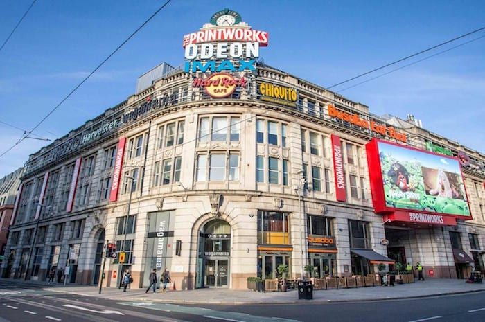 Unlock your inner Hogwarts student and help break this Guinness World Record attempt at The Printworks I Love Manchester
