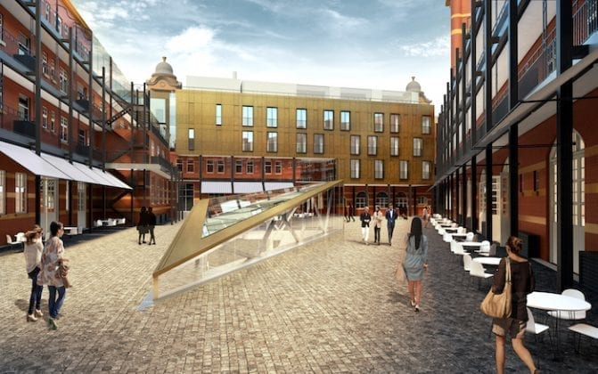Planning permission approved for Manchester's first vertical village and London Road Fire Station I Love Manchester