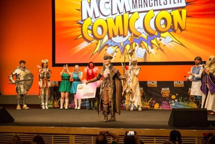 This year's MCM Manchester Comic Con is set to be the most super-duper yet I Love Manchester