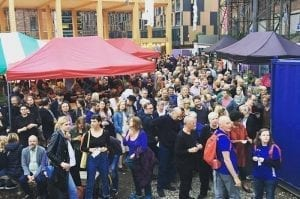 A dedicated burger festival is coming to Manchester this summer I Love Manchester