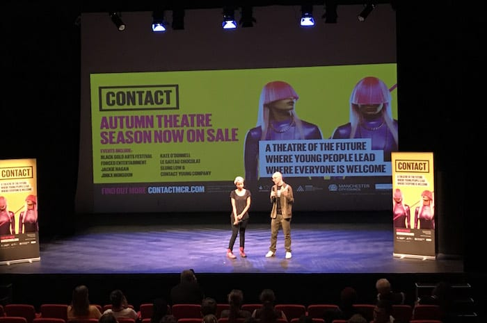 This theatre's programme celebrates Manchester's diverse communities I Love Manchester