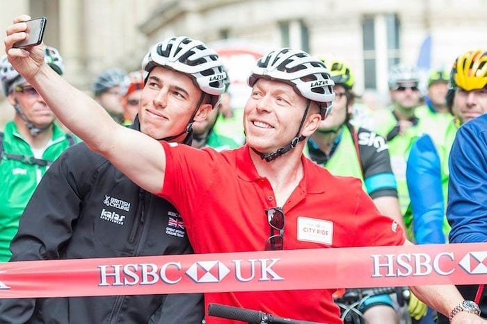 City Ride: thousands of cyclists to take over streets of Manchester city centre I Love Manchester