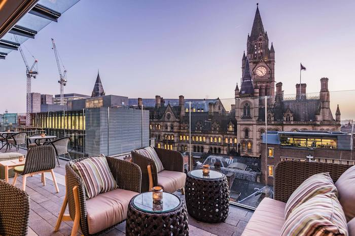 This luxury townhouse hotel and tavern in Manchester is a cosy home away from home I Love Manchester