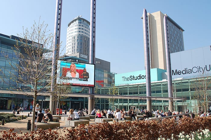 18 years in the making: Salford Quays comes of age I Love Manchester