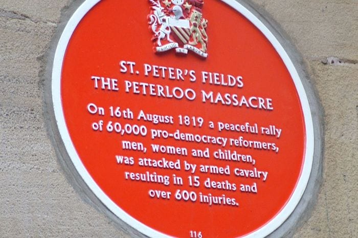 Mike Leigh starts shooting film about Peterloo massacre I Love Manchester