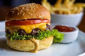 Solita burger