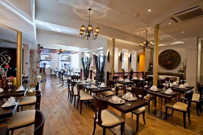 Restaurant review: fine dining South East Asian style at Chaophraya Manchester I Love Manchester