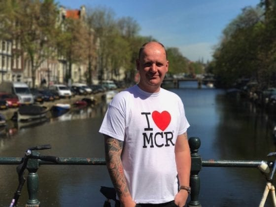Manchester 100 days after the Arena terror attack: how the city found love I Love Manchester