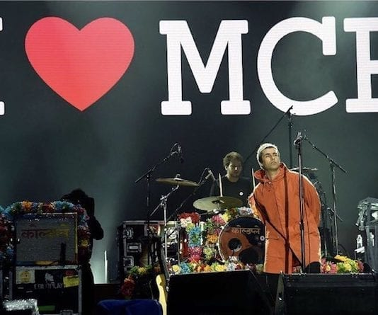 Liam Gallagher One Love Manchester