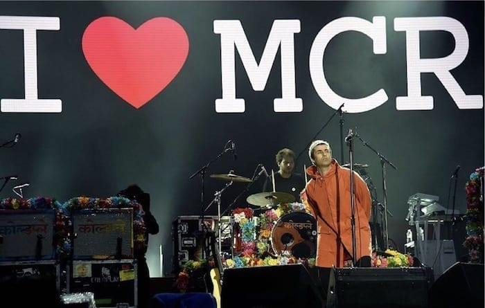 """Manchester I love yer"" - the Liam Gallagher official film trailer is here I Love Manchester"