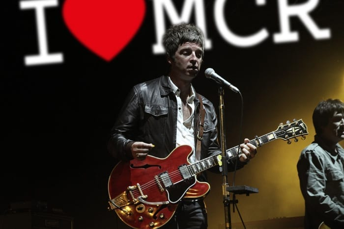 Noel Gallagher on his Heaton Park homecoming gig I Love Manchester