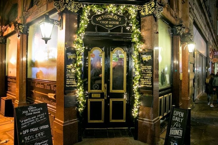Our pick of the best last-minute Manchester Christmas party ideas I Love Manchester