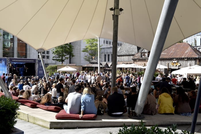 The Oast House to become permanent Spinningfields fixture after revamp I Love Manchester