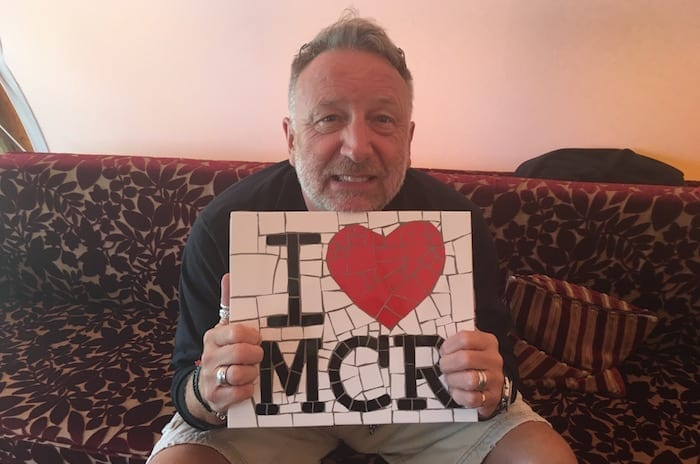 On the road again: Peter Hook & The Light to perform more New Order albums at Albert Hall I Love Manchester