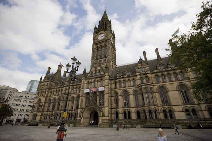 Manchester Town Hall to close its doors to the public for six years I Love Manchester