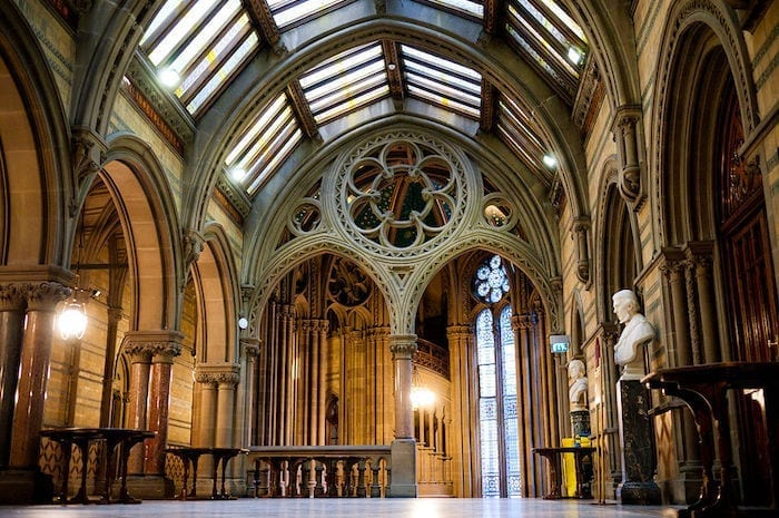 Why you should visit Manchester Town Hall before it closes I Love Manchester