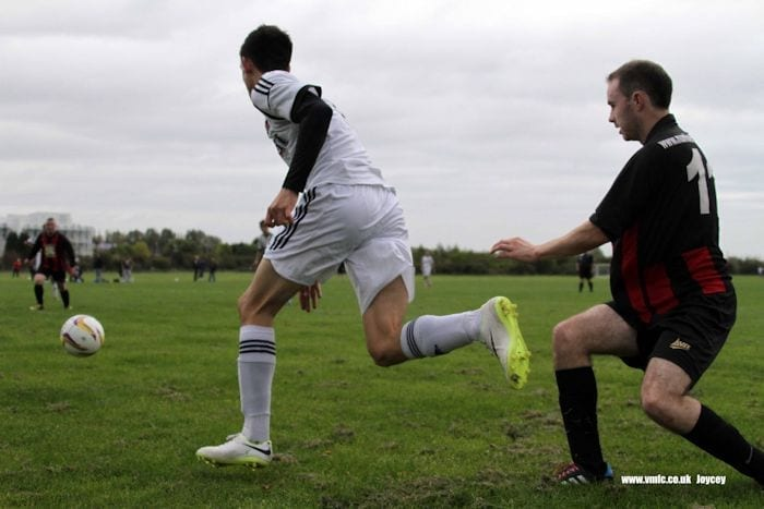 'We don't care who you love as long as you love football': meet Manchester's only gay football club I Love Manchester