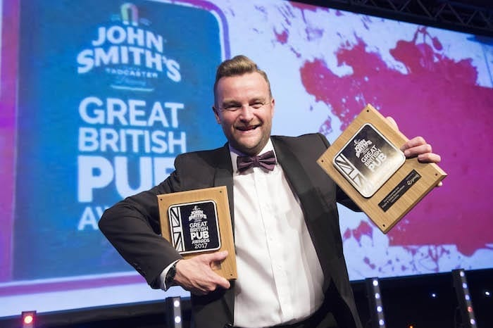 Ramsbottom pub named best in the country I Love Manchester
