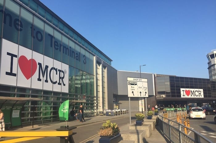 Manchester Airport crowned LGBT-friendly travel company of the year I Love Manchester