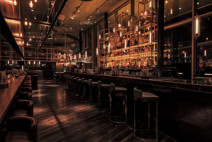 The wow factor: spectacular new Alchemist bar opens at MediaCityUK  I Love Manchester