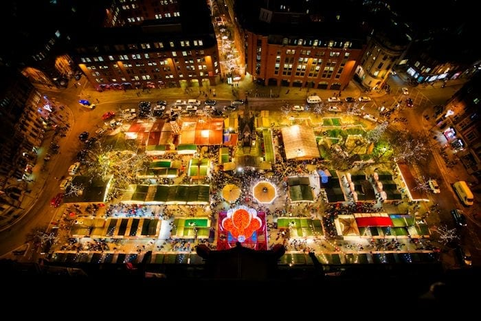 Dates announced for Manchester's magical Christmas Markets 2017 I Love Manchester