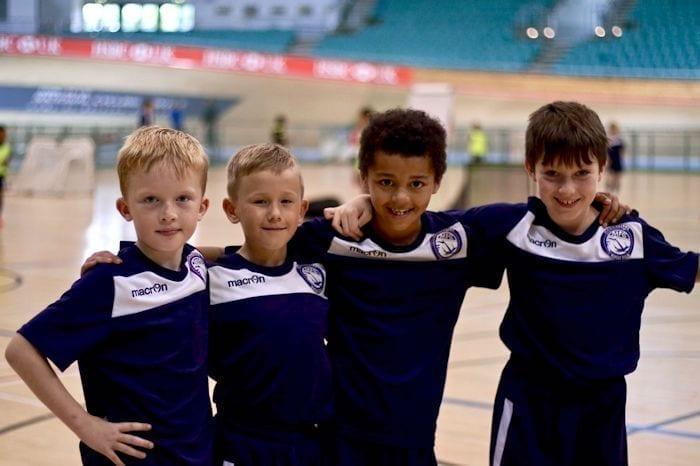 Futsal: the game of football with more goals, more action - and definitely no mud I Love Manchester
